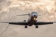 B-28017 - Far Eastern Air Transport McDonnell Douglas MD-82 aircraft