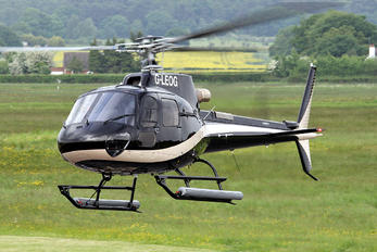 G-LEOG - Private Airbus Helicopters AS350