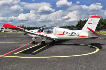 SP-FYG - Aeroklub Podkarpacki Morane Saulnier MS.880B Rallye Club