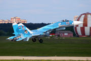 88 - Russia - Navy Sukhoi Su-33 aircraft