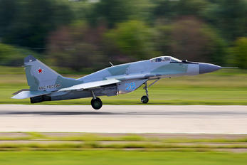 28 - Russia - Air Force Mikoyan-Gurevich MiG-29SMT