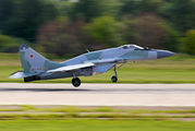 28 - Russia - Air Force Mikoyan-Gurevich MiG-29SMT aircraft