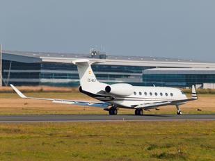 EC-MLR - TAG Aviation Gulfstream Aerospace G650, G650ER