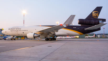 N286UP - UPS - United Parcel Service McDonnell Douglas MD-11F