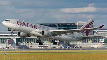A7-ACA - Qatar Airways Airbus A330-200 aircraft