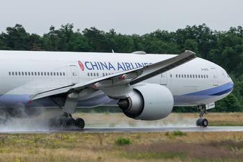 B-18001 - China Airlines Boeing 777-300ER