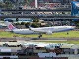 B-18353 - China Airlines Airbus A330-300 aircraft