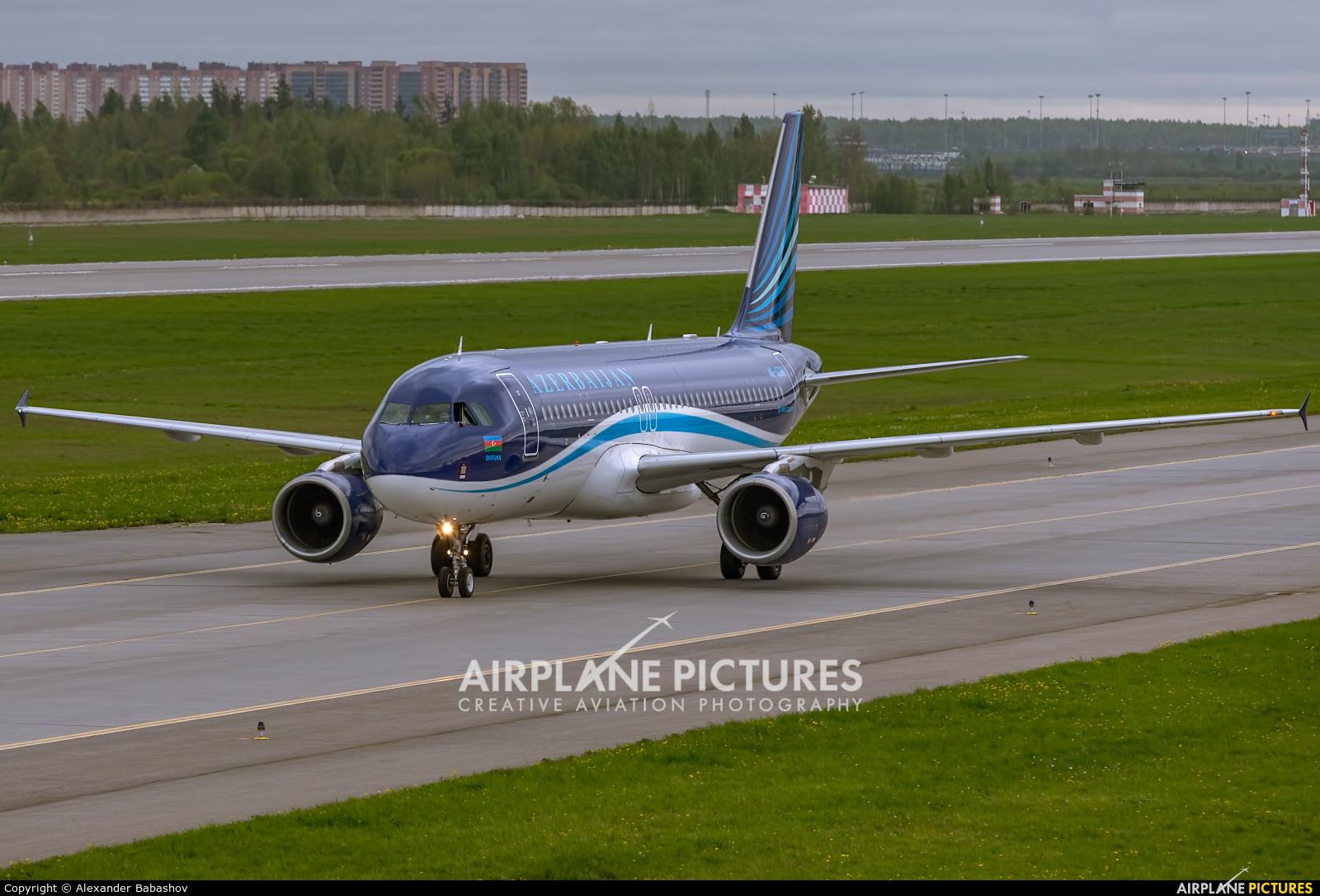 Azerbaijan Airlines Airbus A320 4K-AZ80