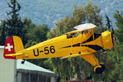 N133BJ - Private Bücker Bü.133 Jungmeister aircraft