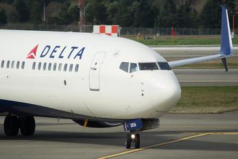 N836DN - Delta Air Lines Boeing 737-900ER