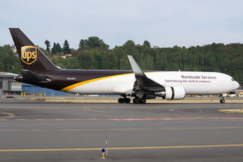 N343UP - UPS - United Parcel Service Boeing 767-300F