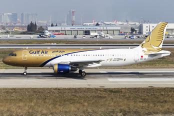 A9C-AO - Gulf Air Airbus A320