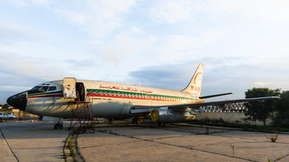 CN-RMI - Royal Air Maroc Boeing 737-200