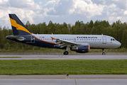 VP-BQK - Donavia Airbus A319 aircraft