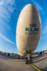 - - KLM Cargo Boeing 747-400F, ERF
