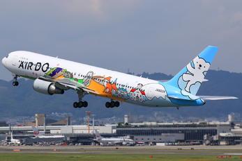 JA602A - Air Do - Hokkaido International Airlines Boeing 767-300