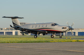 N1211A - Private Pilatus PC-12