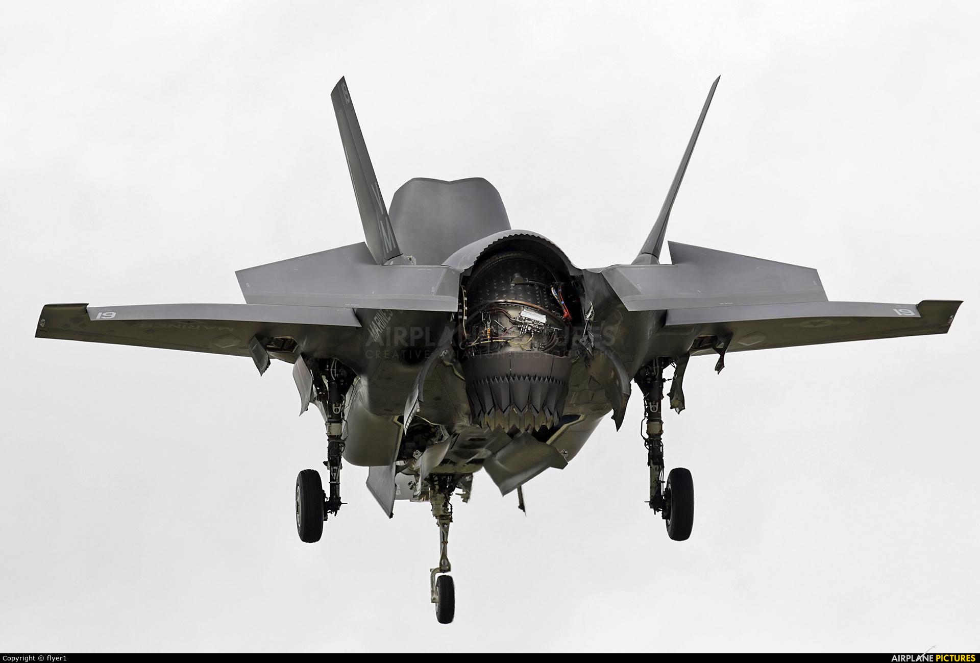 168727 - USA - Marine Corps Lockheed Martin F-35B ...