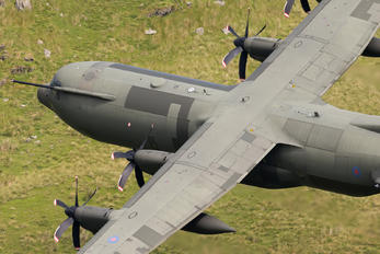 ZH871 - Royal Air Force Lockheed Hercules C.4