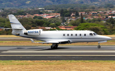 N327GA - Private Gulfstream Aerospace G100