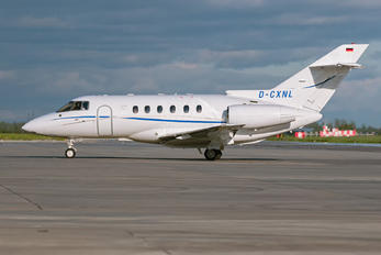 D-CXNL - Private Raytheon Hawker 800XP