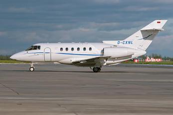 D-CXNL - Private Raytheon Hawker 800XP