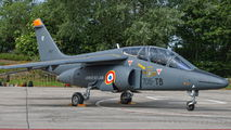E67 - France - Air Force Dassault - Dornier Alpha Jet E aircraft