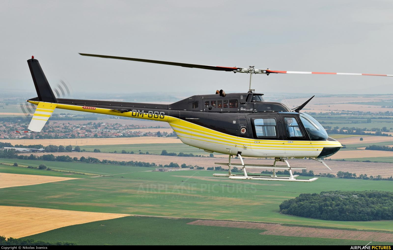 EHC Service OM-GGG aircraft at In Flight - Slovakia