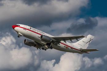 T.22-2 - Spain - Air Force Airbus A310