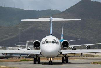 PJ-MDE - Insel Air McDonnell Douglas MD-82