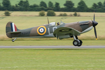G-CISV - Private Supermarine Spitfire Mk.Vb