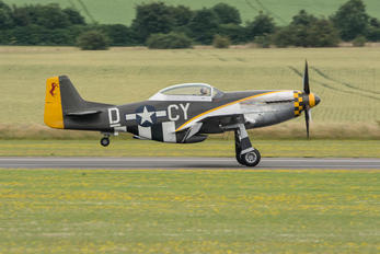G-TFSI - Private North American P-51D Mustang