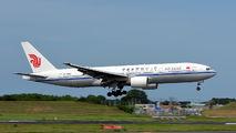B-2068 - Air China Boeing 777-200 aircraft
