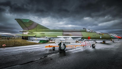 MG-129 - Finland - Air Force Mikoyan-Gurevich MiG-21bis