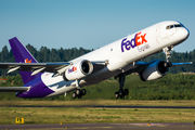 N922FD - FedEx Federal Express Boeing 757-200F aircraft