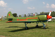 SP-YTI - Private Yakovlev Yak-52 aircraft