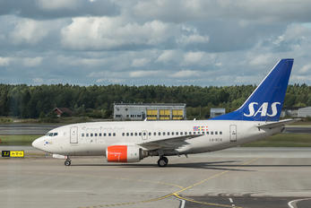 LN-RCW - SAS - Scandinavian Airlines Boeing 737-600