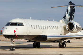 VP-CNY - Private Bombardier BD-700 Global Express