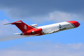 G-OSRA - Oil Spill Response Boeing 727-200/Adv(RE) Super 27
