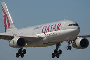 A7-AFJ - Qatar Airways Cargo Airbus A330-200F aircraft