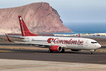 TC-TJL - Corendon Airlines Boeing 737-800