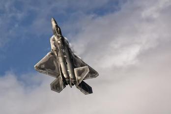 09-181 - USA - Air Force Lockheed Martin F-22A Raptor