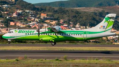 EC-JBI - Binter Canarias ATR 72 (all models)