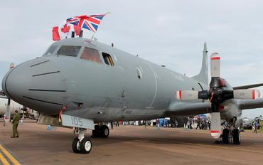 140105 - Canada - Air Force Lockheed CP-140 Aurora