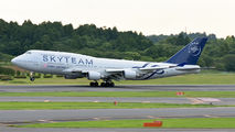 B-18211 - China Airlines Boeing 747-400 aircraft