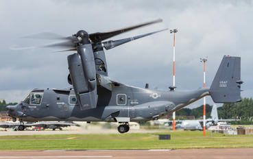 11-0063 - USA - Air Force Bell-Boeing CV-22B Osprey