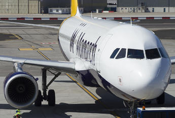 G-ZBAP - Monarch Airlines Airbus A320