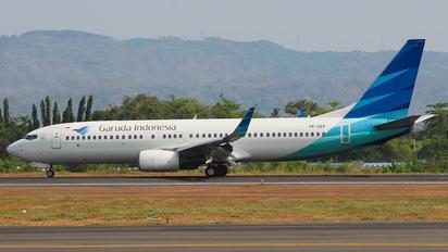 PK-GEP - Garuda Indonesia Boeing 737-800