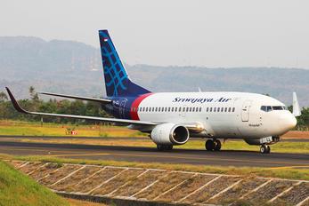 PK-CLL - Sriwajaya Air Boeing 737-500