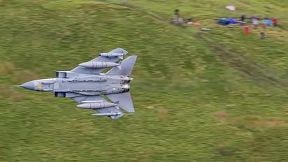 ZG779 - Royal Air Force Panavia Tornado GR.4 / 4A